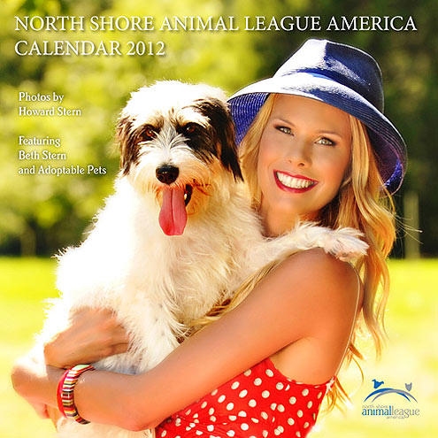 ANIMAL LEAGUE CALENDAR photo | Beth Ostrosky