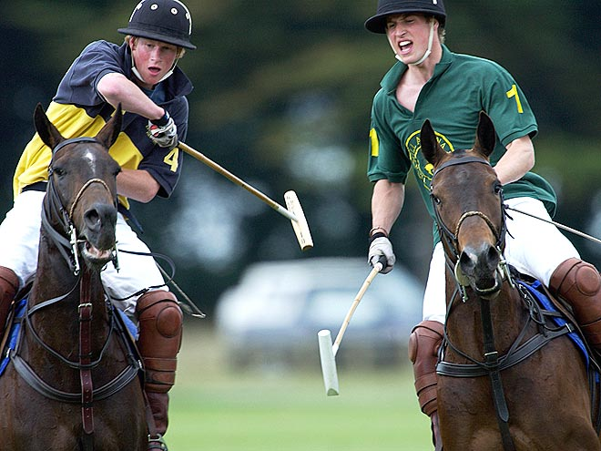 SIBILING RIVALRY photo | Prince Harry, Prince William