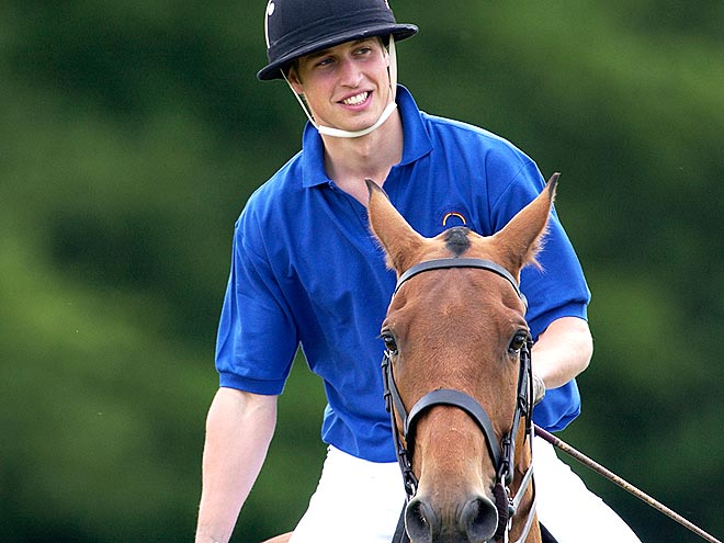 PONY UP photo | Prince William