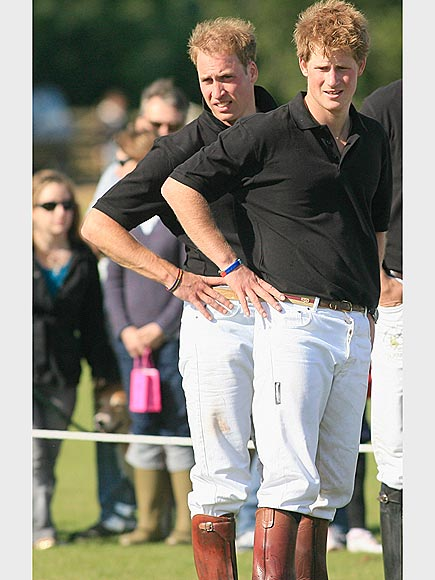 FASHIONABLE FILTH photo | Prince Harry, Prince William