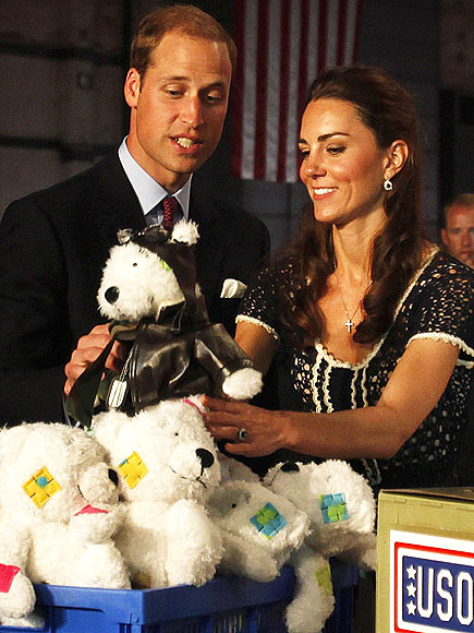 BEAR-Y SPECIAL photo | Kate Middleton, Prince William