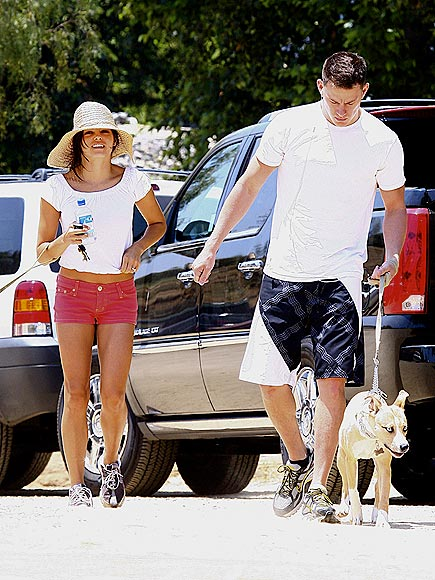 JENNA DEWAN & CHANNING TATUM photo | Channing Tatum, Jenna Dewan