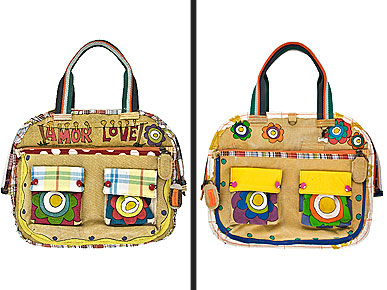 REVIEW: Bling Bone's Hand-Painted Pet Carrier Is Art on a Bag
