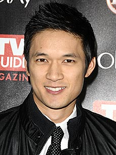 Glee&#39;s Harry Shum Jr. Has an &#39;Almost&#39; Dancing Dog