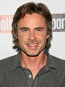 True Blood&#39;s Sam Trammell Has a Cat-like Dog