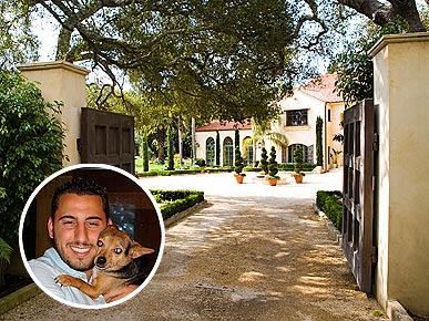 Josh Altman: Every Mansion Needs a Rescue Dog