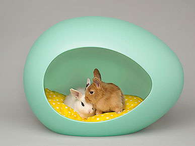Beautiful pEi Pods Give Pets a Home