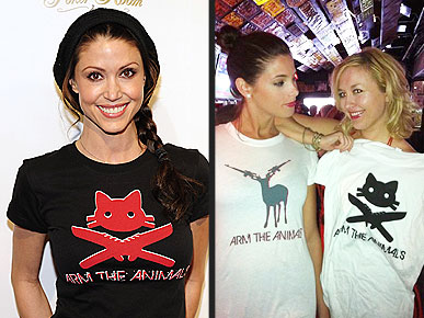 Stars Really Love ... Tees from Arm the Animals