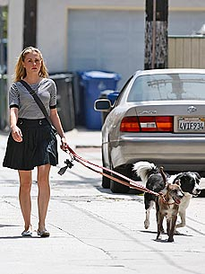 Anna Paquin's Dogs Keep Her Grounded