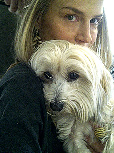 Julie Benz: My Dog Helped Me Through My Divorce