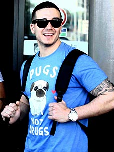 Get the Look: Vinny Guadagnino's Pug-ly Shirt