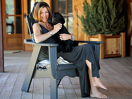 Wendie Malick Lives with Big Animal Personalities on Her Ranch