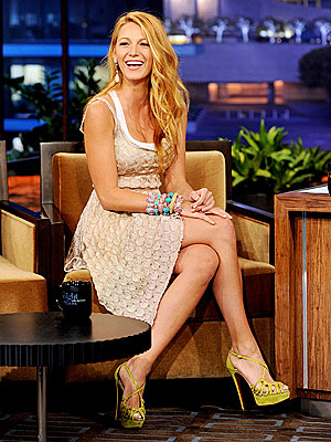 Blake Lively Tells Great White Shark Tales | Blake Lively