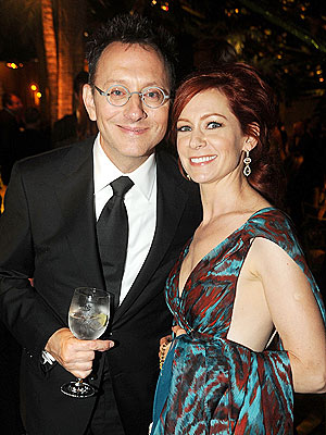 Carrie Preston & Michael Emerson: Our Dog Brought Us Together