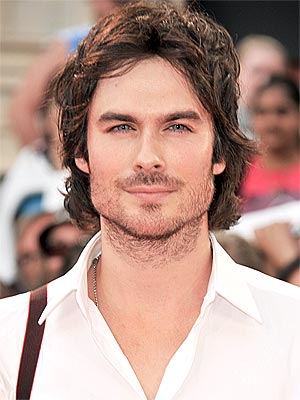 Ian Somerhalder Testifies in Congress on Species Conservation