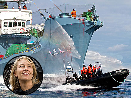 Whale Wars Reunion, Lisa Ling Hosts