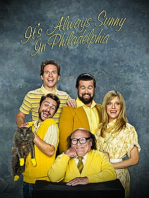 PHOTO: 'Kitten Mittens' Return to Always Sunny