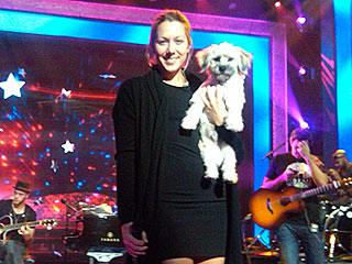 Colbie Caillat's Pup Makes His Way to America's Got Talent | Colbie Caillat