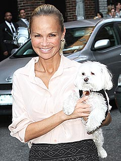 Kristin Chenoweth: It's 'Impossible' to Play Nurse to Dog Maddie | Kristin Chenoweth