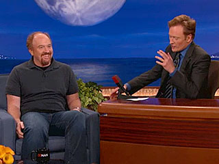 Louis C.K. Saved His Dog's Life – But His Dog Didn't Care