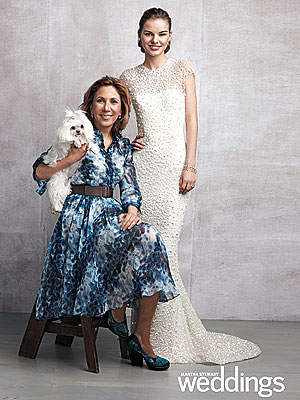 Designer Reem Acra's Fashion Must-Have: Her Dog, Lou Lou!