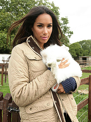 Leona Lewis Goes to the Farm! | Leona Lewis
