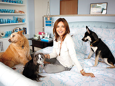 Christa Miller's New Dog Won Over Her Husband First