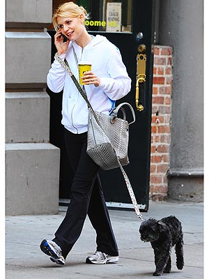 Claire Danes: My Dog Makes Filming Homeland Fun| Stars and Pets, Dogs, Claire Danes