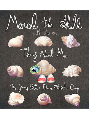 Marcel the Shell With Shoes On Debuts New Book