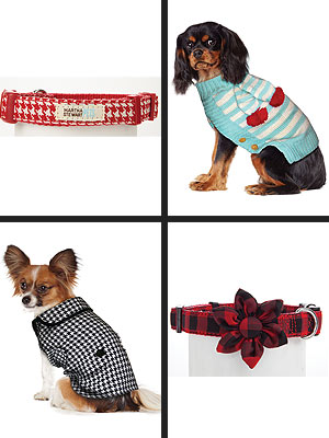 Giveaway! Holiday Fashions from Martha Stewart Pets