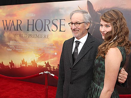 Steven Spielberg's Daughter Inspired Him to Make War Horse