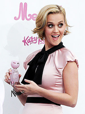 Katy Perry Launches New Perfume Meow!, Talks Cat Kitty Purry