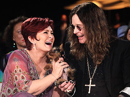 Sharon Osbourne Employs a Full-Time Nanny – for Her Dogs!