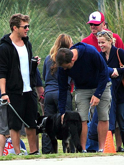RYAN PHILLIPPE & REESE WITHERSPOON photo | Ryan Phillippe