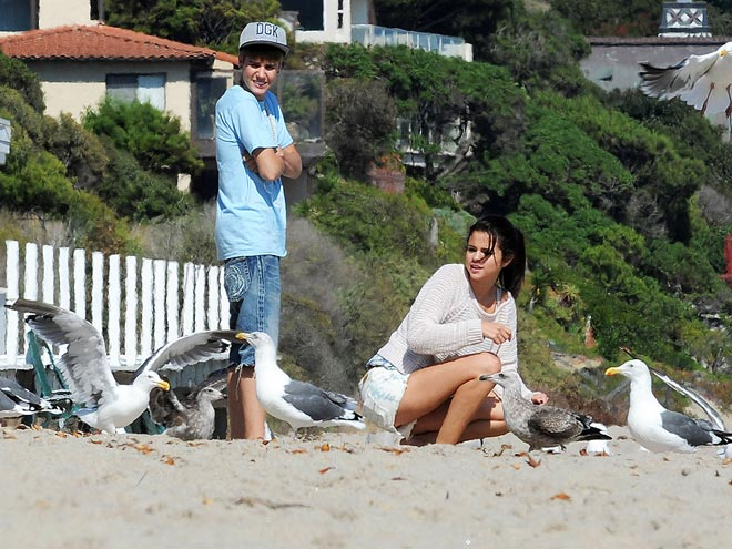 SELENA & JUSTIN photo | Justin Bieber, Selena Gomez