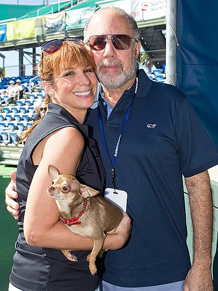 JILL & BOBBY ZARIN photo | Jill Zarin