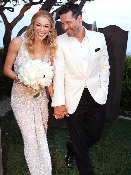 Leann rimes reese witherspoon and more celeb wedding trivia people