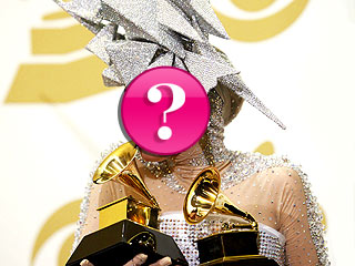 Guess the Crazy Grammy Getup!