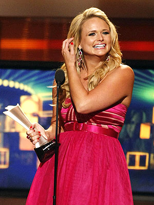 Miranda Lambert, Taylor Swift Win Big at Country Music Awards