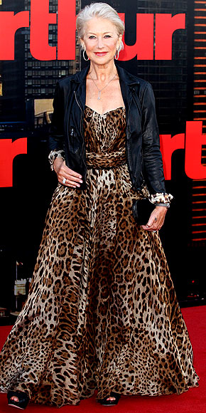 HELEN: LEATHER & LEOPARD PRINT