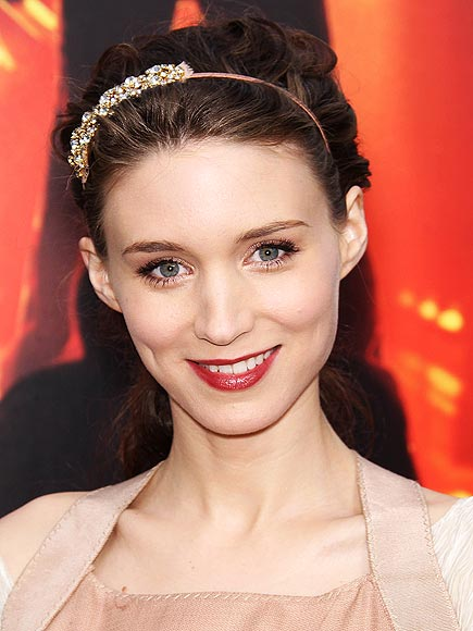 After Millenium Rooney Mara Ear Piercings