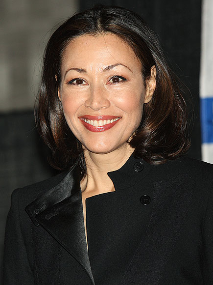 ANN CURRY, 54  photo | Ann Curry