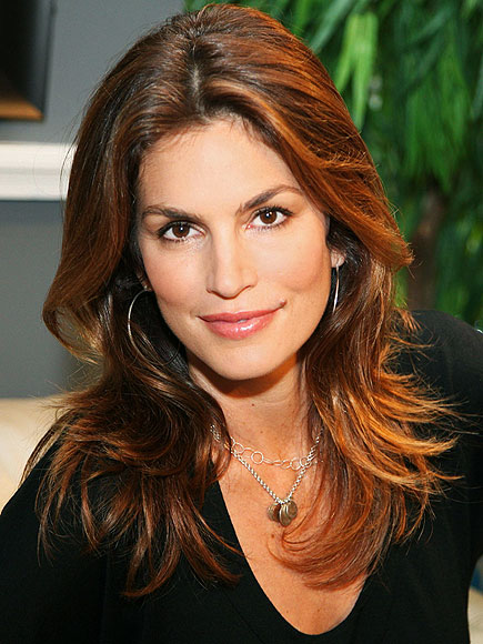 CINDY CRAWFORD, 45  photo | Cindy Crawford