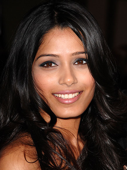 FREIDA PINTO, 27