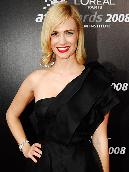 JANUARY JONES, 34