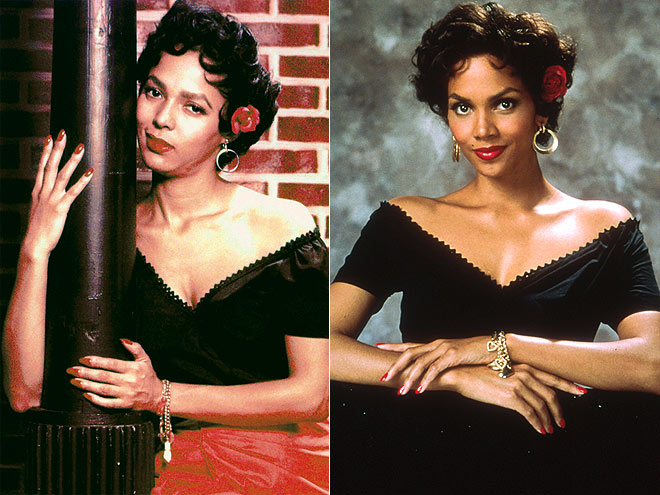 HALLE AS DOROTHY   photo | Dorothy Dandridge, Halle Berry
