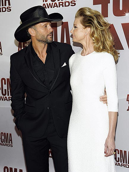 HIGH-PROFILE COUPLE