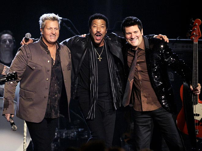photo | Rascal Flatts, Rascal Flatts, Lionel Richie
