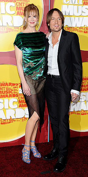 NICOLE KIDMAN & KEITH URBAN photo | Keith Urban, Nicole Kidman