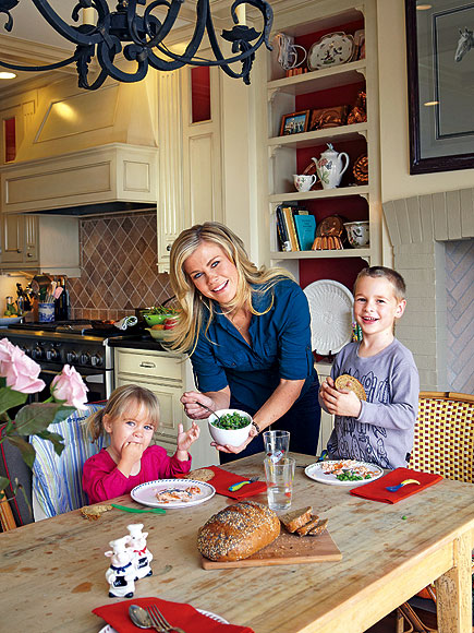 Good Eats! Inside Star Kitchens - ALISON SWEENEY : People.com